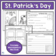 ST. PATRICK'S DAY - Social Studies and Writing Mini Unit