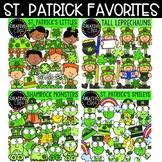 St. Patrick's Day Favorites Bundle {St Patrick's Day Clipart}