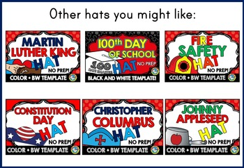 ST PATRICKS DAY CRAFT HAT TEMPLATES (MARCH ACTIVITY KINDERGARTEN, PRESCHOOL)