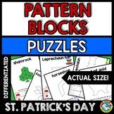 ST PATRICKS DAY ACTIVITY 1ST GRADE (KINDERGARTEN PATTERN B