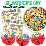 ST PATRICKS DAY ADDITION AND SUBTRACTION CRAFTS