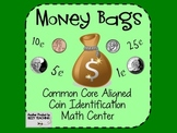 ST. PATRICK'S DAY MONEY BAGS GAME Penny, Nickel, Dime, Quarter