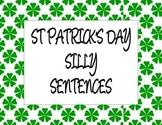 ST PATRICK'S DAY SILLY SENTENCES
