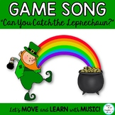 """St. Patrick's Day Game Song: """"Can You Catch the Leprechaun?"""" with Solfege Lesson"""