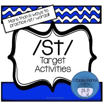St Activity Pack