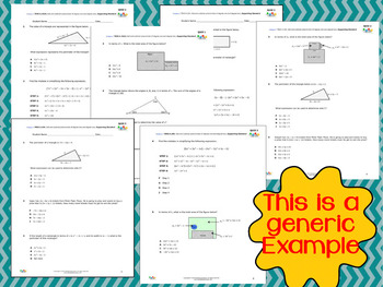 STAAR-Practice Quiz, Category 2, TEKS A.3(D), Free sample