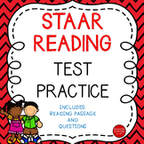 STAAR Reading Test Prep