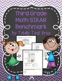 STAAR 3rd Grade Math Benchmark