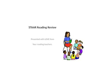STAAR 4th Reading Review