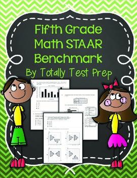 STAAR 5th Grade Math Benchmark 2016
