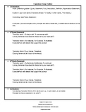 STAAR 7th Grade Expository Essay Outline