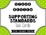 STAAR 7th Grade Math - Supporting Task Cards
