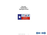 STAAR online formatted READING 5TH GRADE benchmark test w/