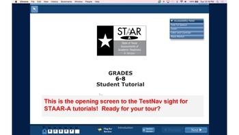 STAAR A in class tutorial