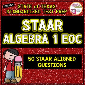 STAAR ALGEBRA 1 EOC TEST PREP