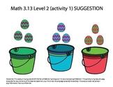 STAAR ALT 3rd Grade MATH BUNDLE level 2--SUGGESTIONS!