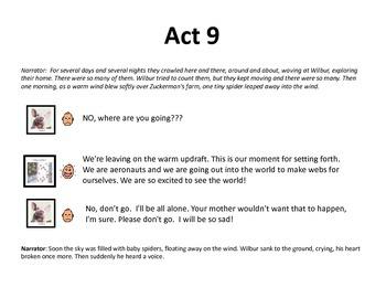 STAAR-ALT 6. Reading, Lvl 2 - Charlotte's Web