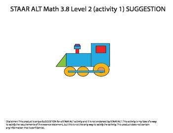 STAAR ALT MATH 3.8 Level 2 (activity 1) SUGGESTION