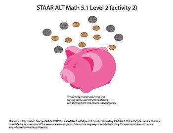 STAAR ALT Math 5.1 Level 2 (activity 2) SUGGESTION