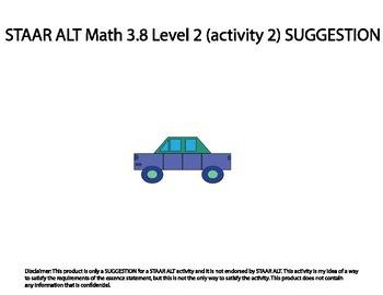 STAAR ALT grades 3&4 BUNDLE--includes ALL 40 ACTIVITIES!!!!