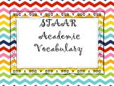 STAAR Academic Vocabulary