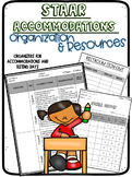 STAAR Accommodations: Organization & Resources