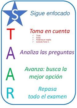 STAAR Acronym Bilingual