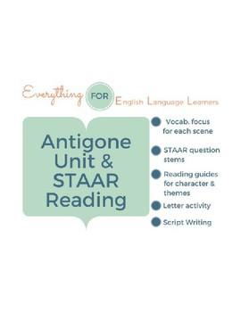 Antigone Unit & Reading Guide
