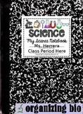 STAAR Biology Digital Notebook Category 2