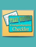 STAAR Comprehensive Writing Checklist