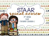 STAAR Reading Review {Category 1} Test Prep