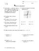 STAAR EOC Algebra 1 – Checkpoint A.9A & A.9B