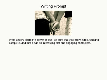 STAAR EOC Literary Prompts