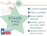 STAAR/ EOC: Poetry Unit