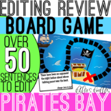 Editing Review Game - STAAR Aligned