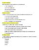STAAR English 1 Benchmark - fiction, non-fiction, revising