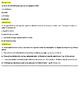 STAAR English 2 Benchmark - fiction, non-fiction, revising, editing, composition