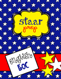 STAAR English EOC Connecting Texts SAR using commercials