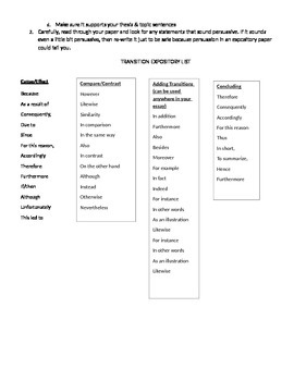 STAAR English I Expository Study Guide, Rubric, Peer Edit Page, & Test Prep Pack