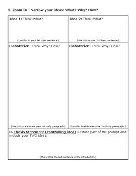 STAAR Expository Essay Bundle