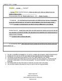 STAAR Expository Essay Outline Modified