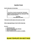 STAAR Expository Essay Prompt Writing Template With Exampl
