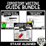 STAAR Expository Writing Guide Bundle