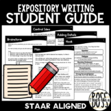 STAAR Expository Writing Guide for Students