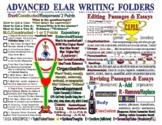 Expository, Editing, Revising,Figurative Language, & Vocabulary Writing Guides