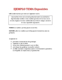 STAAR Expository Writing Prompt Template in ENGLISH and SPANISH!!