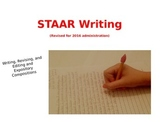 STAAR Expository Writing, Revision, and Editing Guide