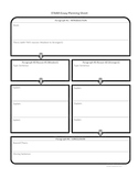 STAAR Expository and Persuasive Essay Planning Sheet-modified