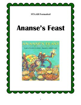 STAAR Formatted Ananse's Feast