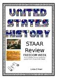 11th grade STAAR-Freedom Week-MC questions